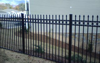 Protecting Your Aluminum Fence From Storm Damage 1