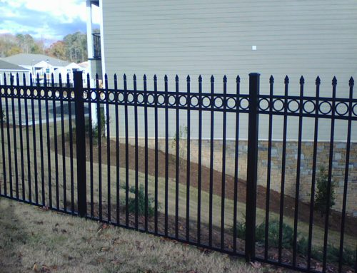 Protecting Your Aluminum Fence From Storm Damage