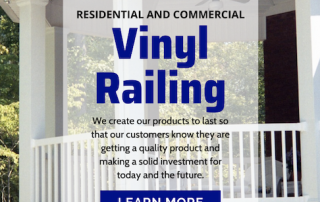 Residential and Commercial Vinyl Railing 7