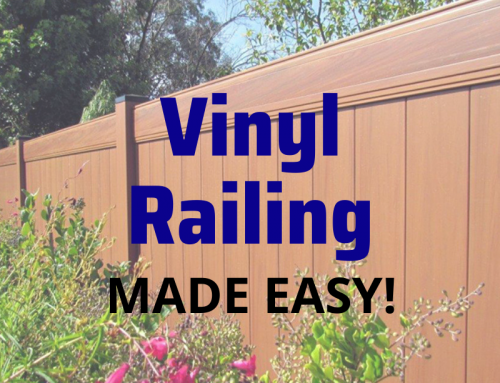 Vinyl Railing Made Easy!